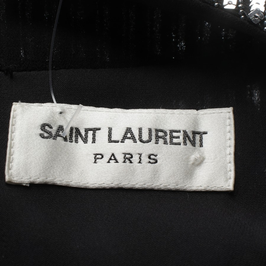 dress from Saint Laurent in silver size 40 FR 42