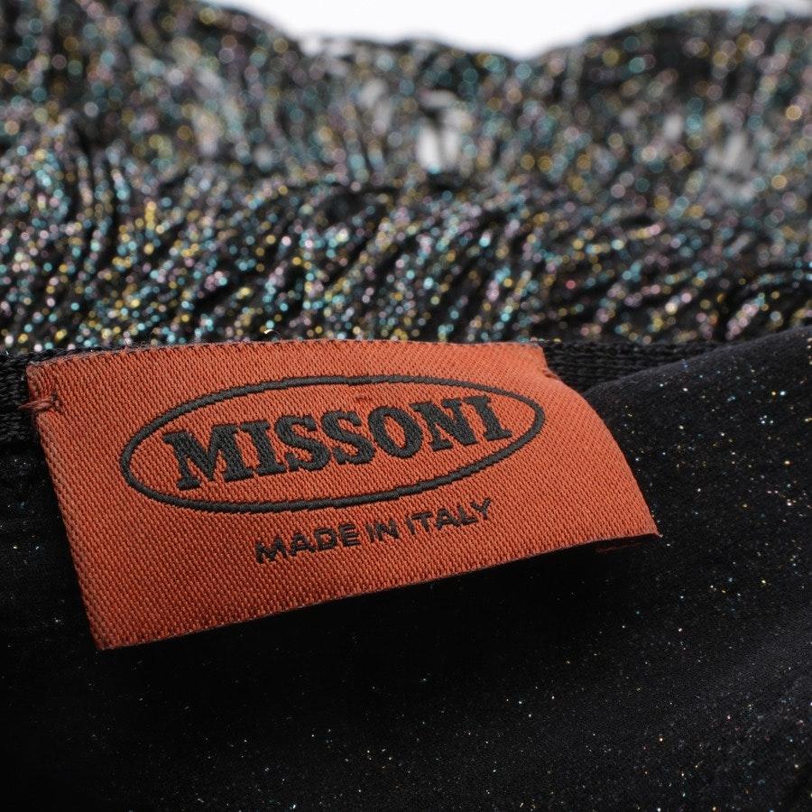 Strickkleid von Missoni in Multicolor Gr. 40 IT 46