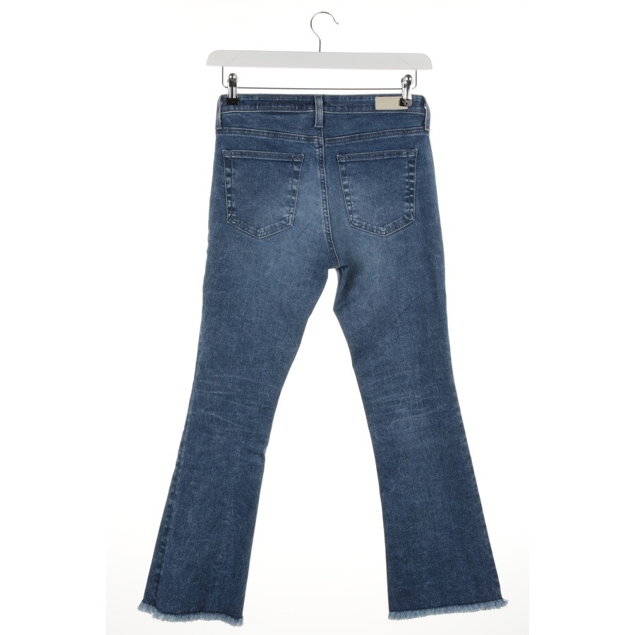 Jeans von AG Jeans in Blau Gr. W27 - The Jordi Crop