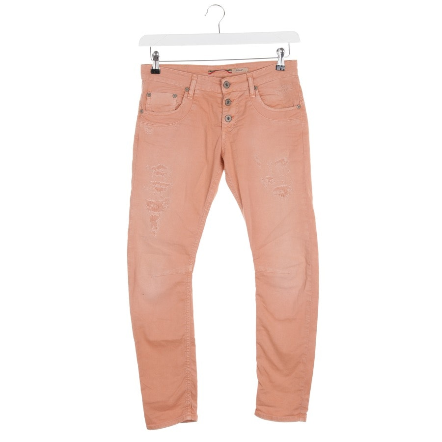jeans from Please in peach size S