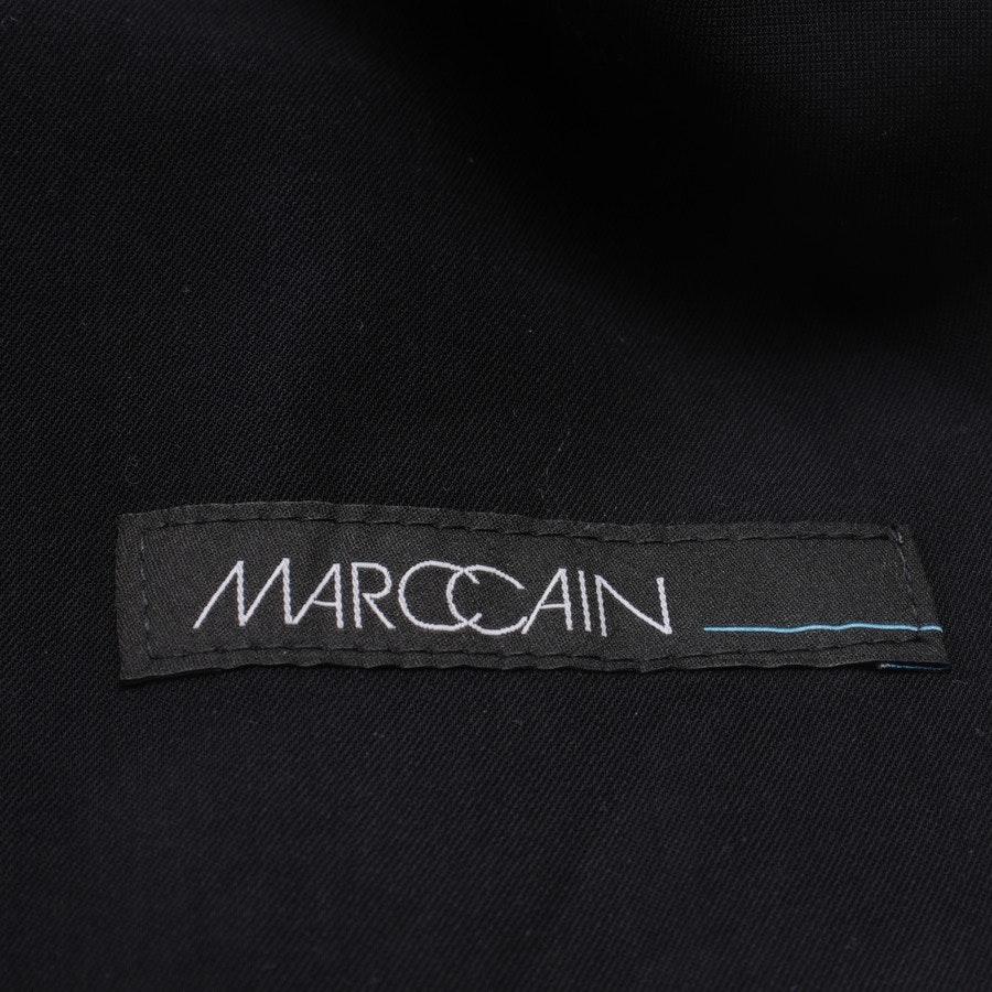 Übergangsjacke von Marc Cain in Marineblau Gr. 38 N3