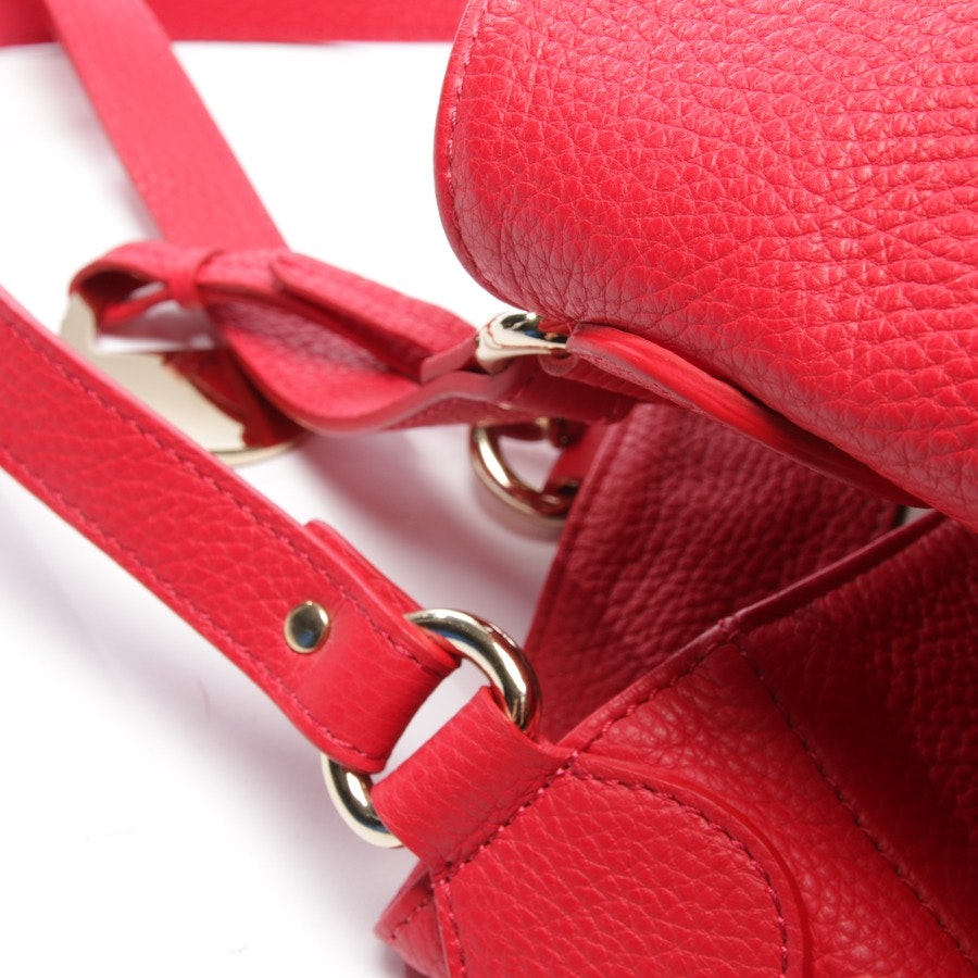 shopper from Versace in red