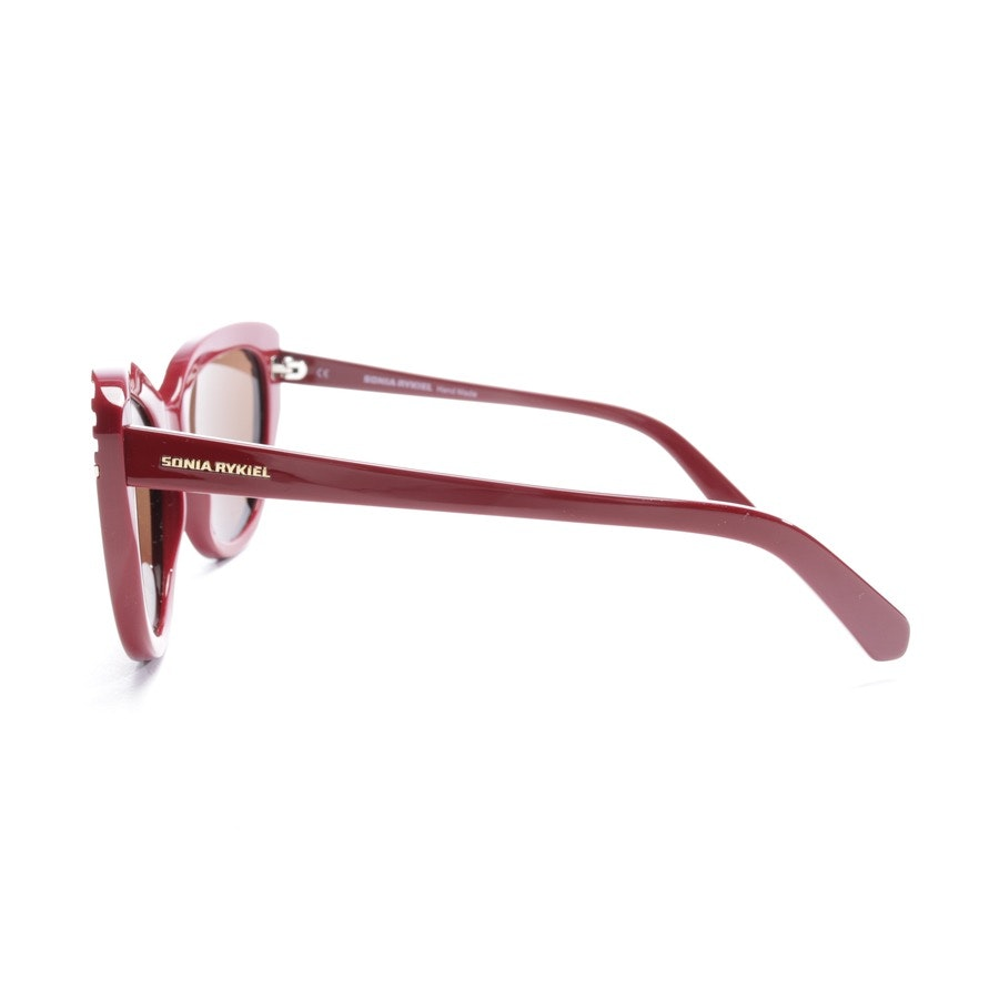 sunglasses from Sonia Rykiel in bordeaux - sr7684