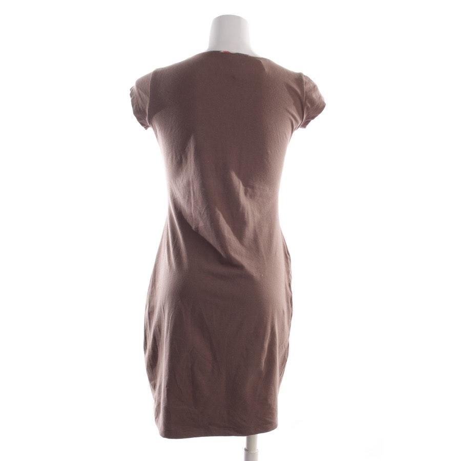 Kleid von Burberry Brit in Braun Gr. L