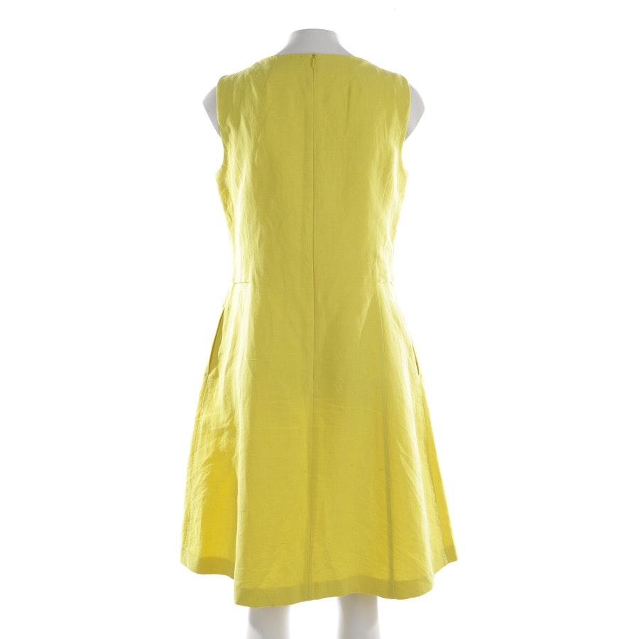 dress from Max Mara in yellow size 40