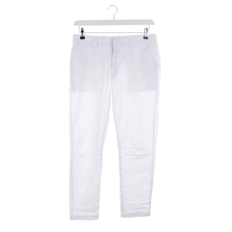 Hose von Polo Ralph Lauren in Weiß Gr. 36 US 6