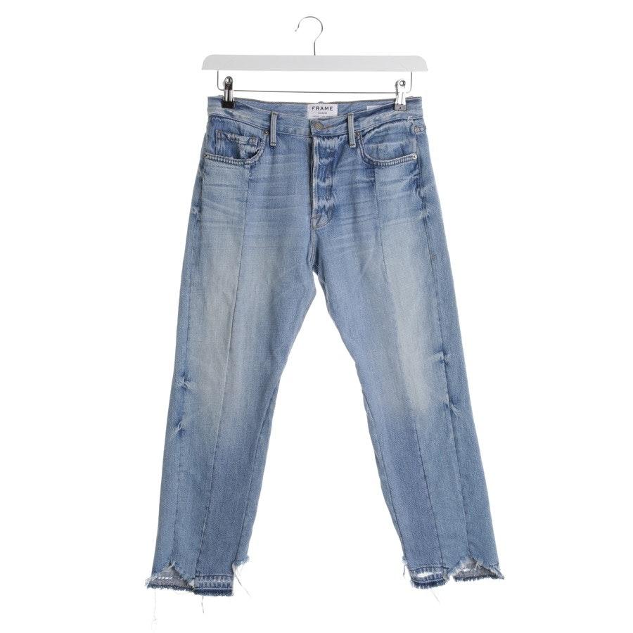 Jeans von Frame in Blau Gr. W28 - Nouveau Le Mix