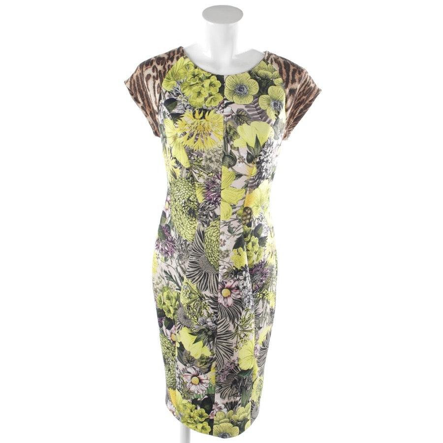 Kleid von Marc Cain in Multicolor Gr. 38 N3