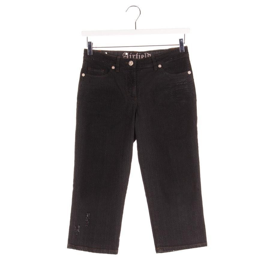 Jeans von Airfield in Schwarz Gr. DE 38