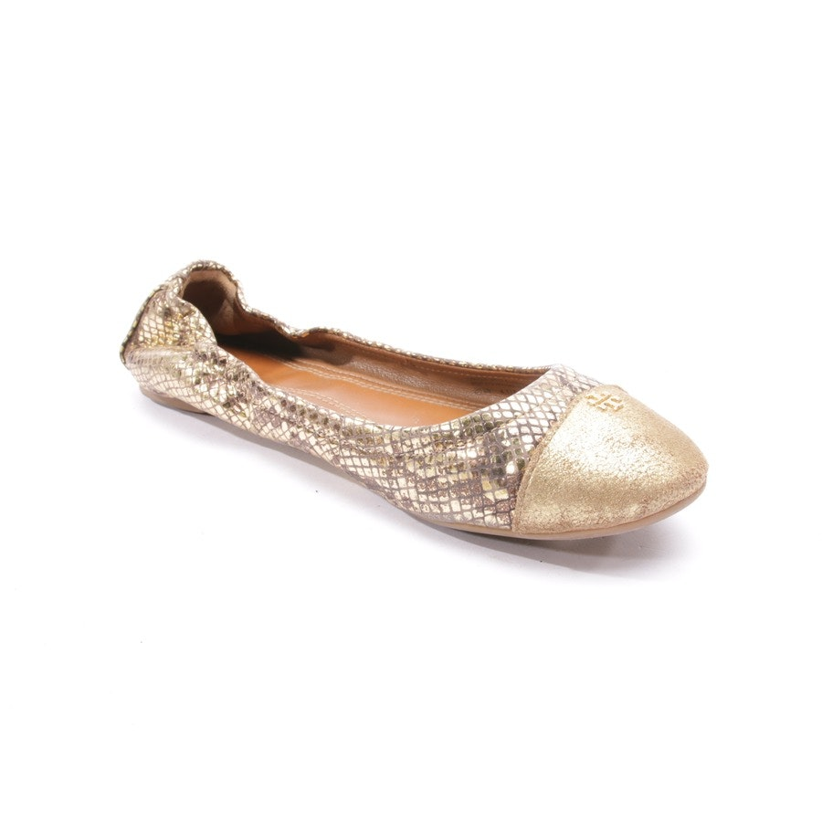 loafers from Tory Burch in gold size EUR 38,5