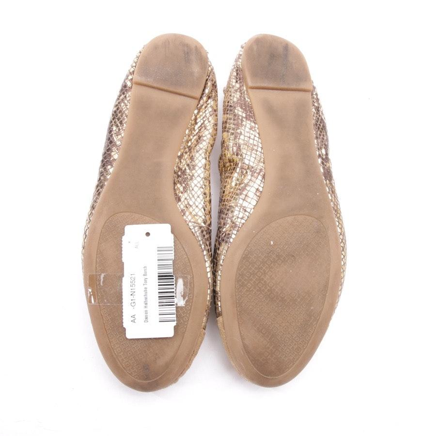 Ballerinas von Tory Burch in Gold Gr. EUR 38,5