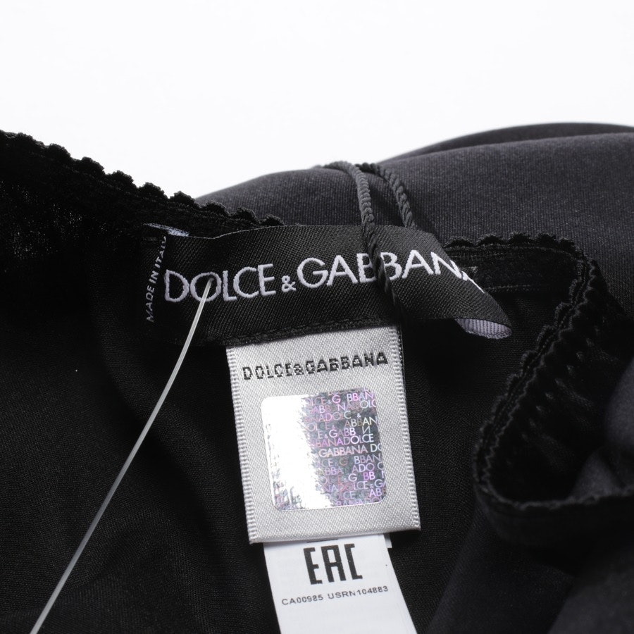 Top von Dolce & Gabbana in Schwarz Gr. L - Neu