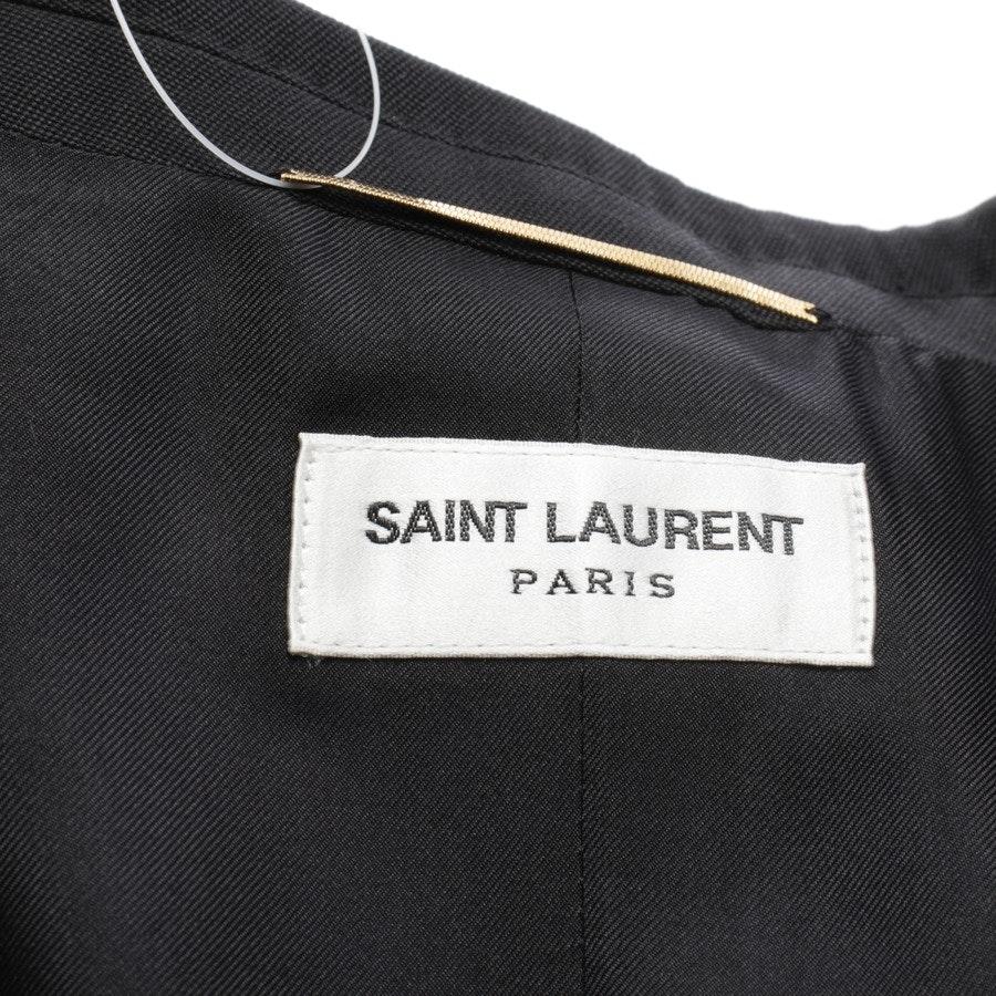 Wollblazer von Saint Laurent in Schwarz Gr. 36 FR 38 - Neu