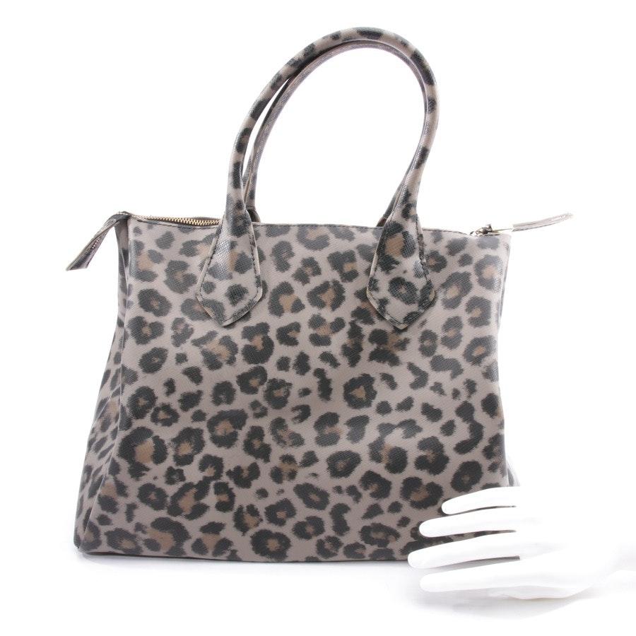 handbag from Gianni Chiarini in brown and black - gum