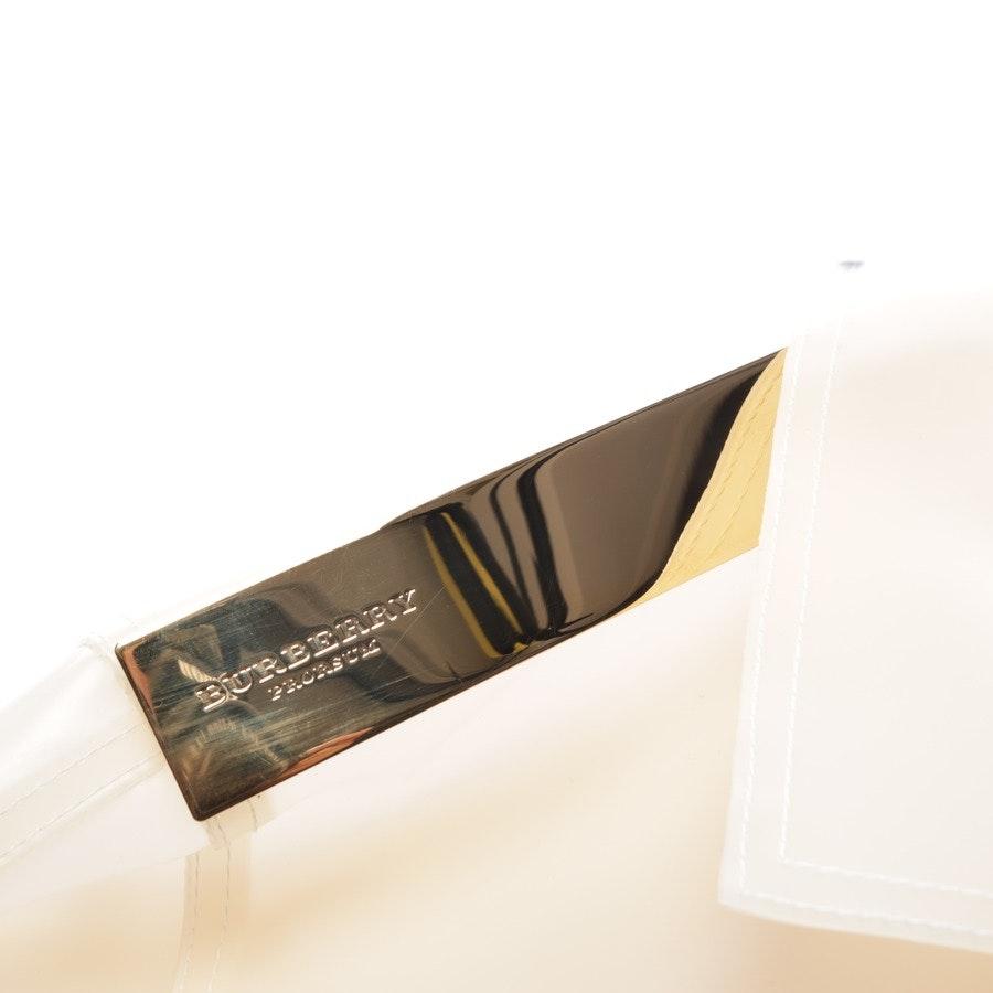 Übergangsjacke von Burberry Prorsum in Transparent Gr. 34 IT 40