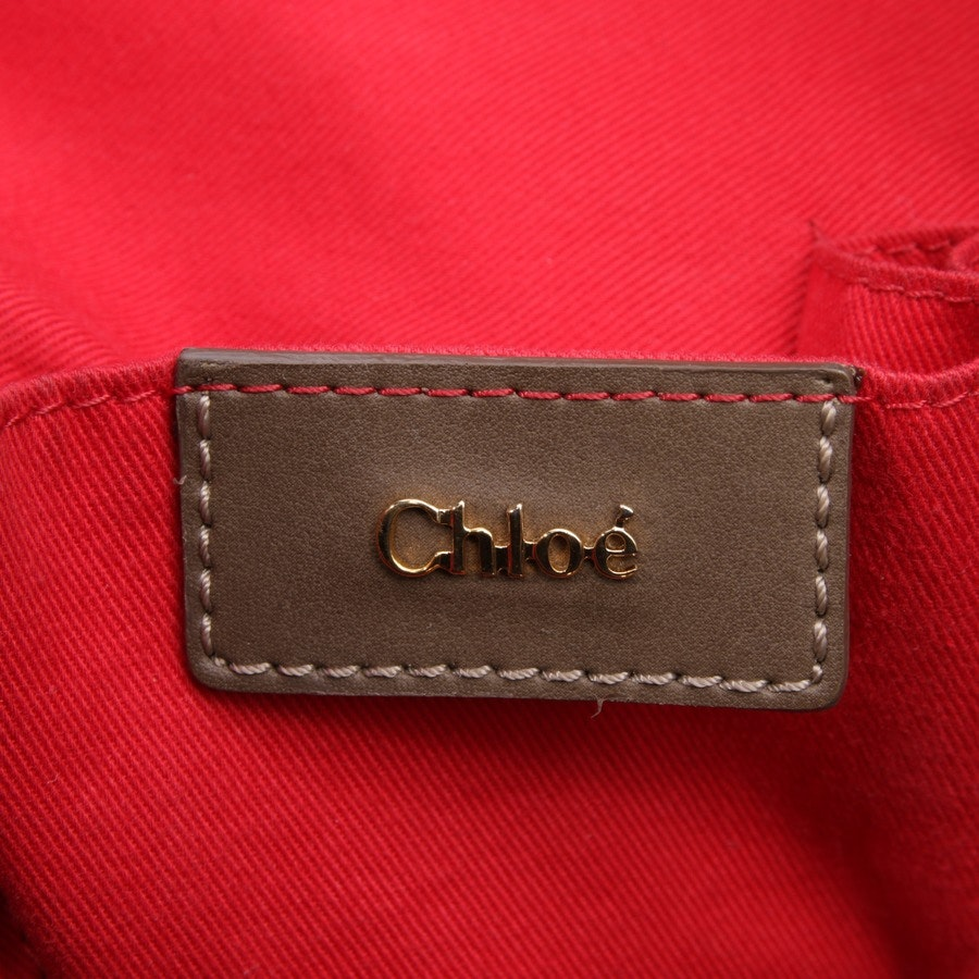 Shopper von Chloé in Taupe