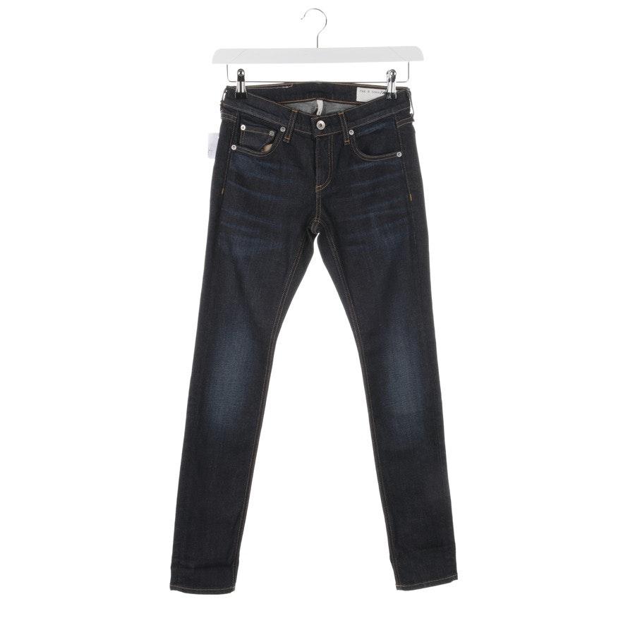 Jeans von Rag & Bone in Blau Gr. W24 - Dre-Neu