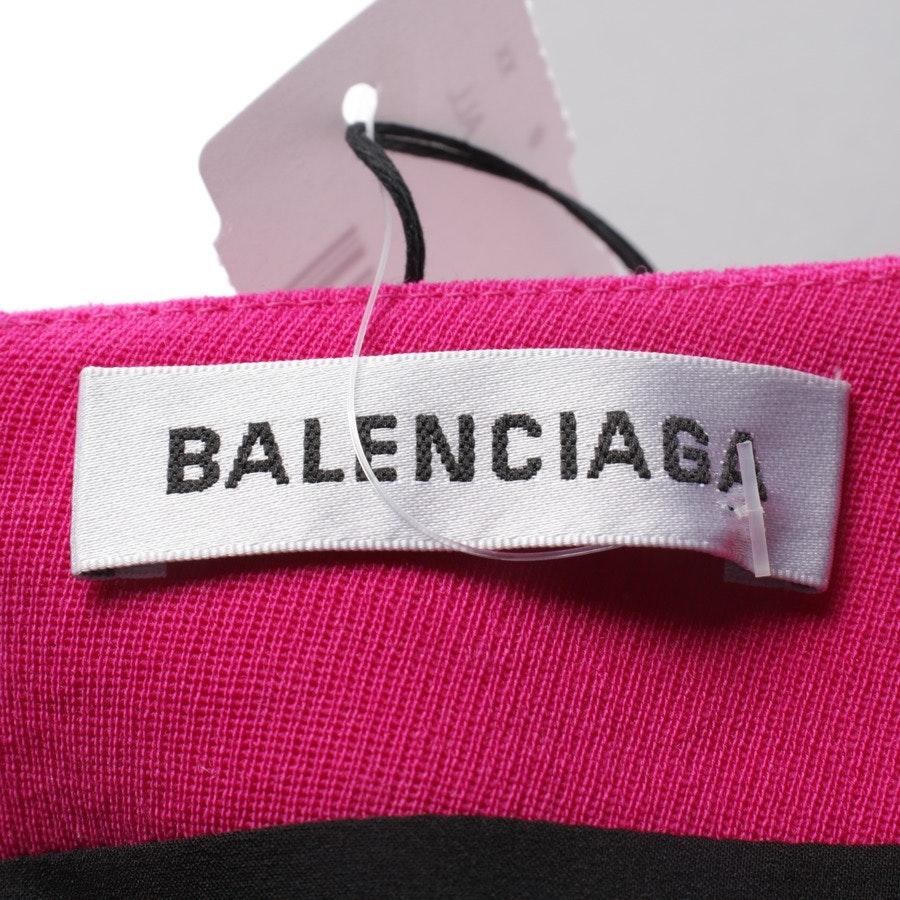 Rock von Balenciaga in Magenta Gr. 38 FR 40 - Neu