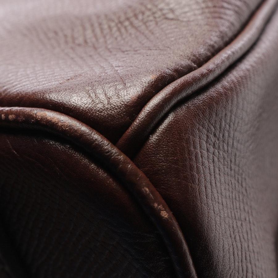 Handtasche von Hermès in Marron - Birkin Bag 40