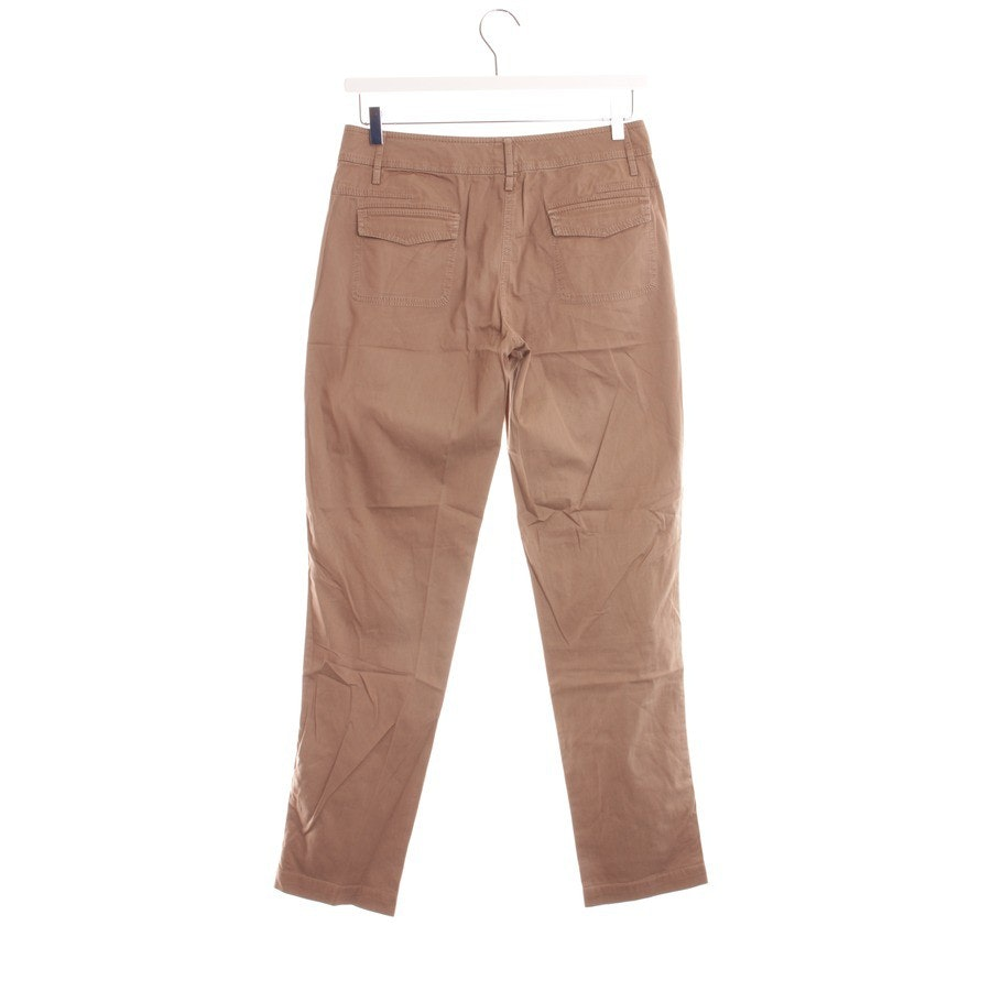 trousers from St. Emile in mud size DE 38