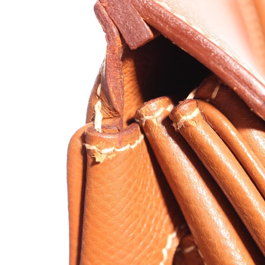 Handtasche von Hermès in Cognac - Birkin Bag 40