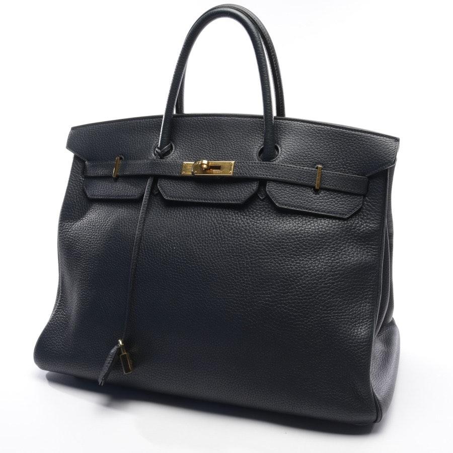 Handtasche von Hermès in Bleu Ocean - Birkin Bag 40