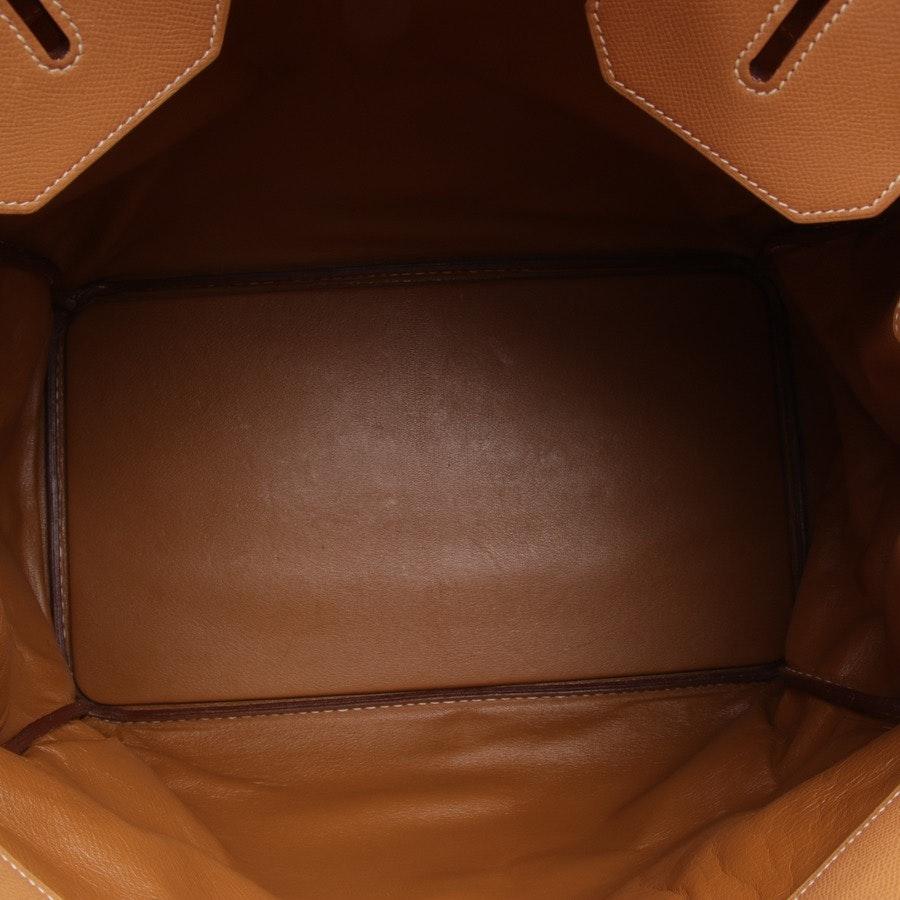 Handtasche von Hermès in Caramel - Birkin HAC 40