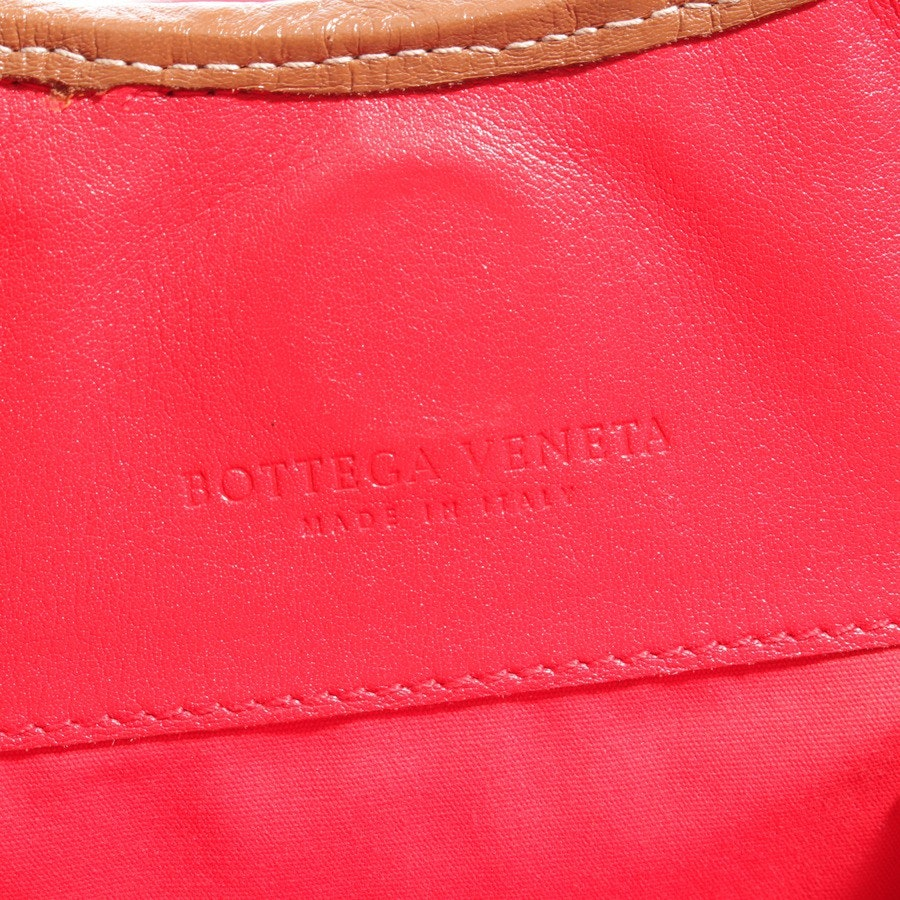 shoulder bag from Bottega Veneta in multicolor - small canvas top handle