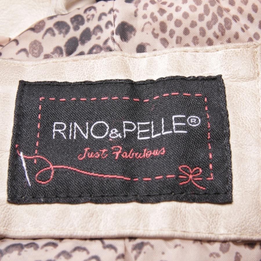 between-seasons jackets from Rino & Pelle in beige size XL / 42