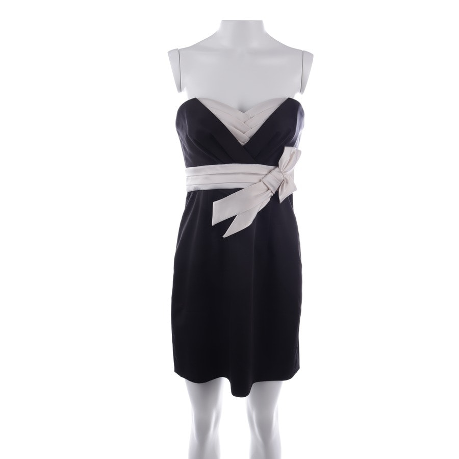 dress from BCBG Max Azria in black and white size 36 US 6