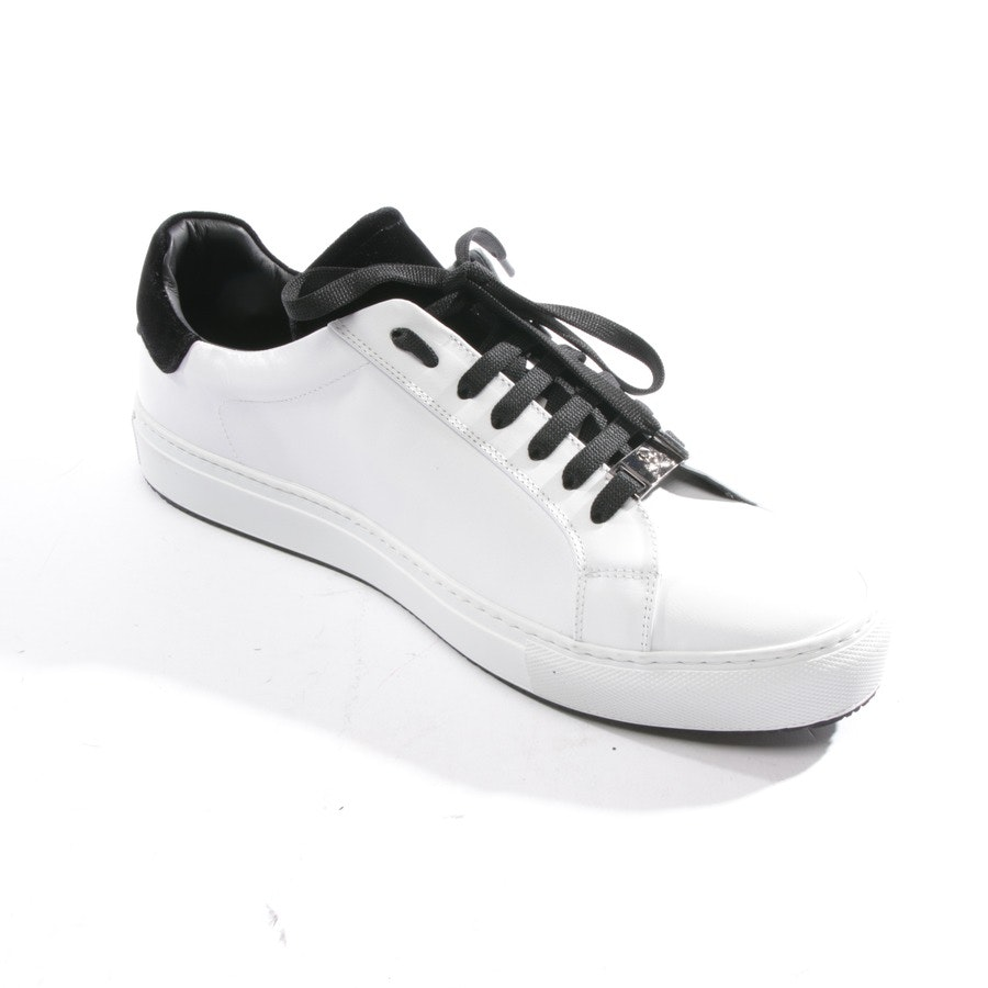 trainers from Philipp Plein in white and black size D 45 - new