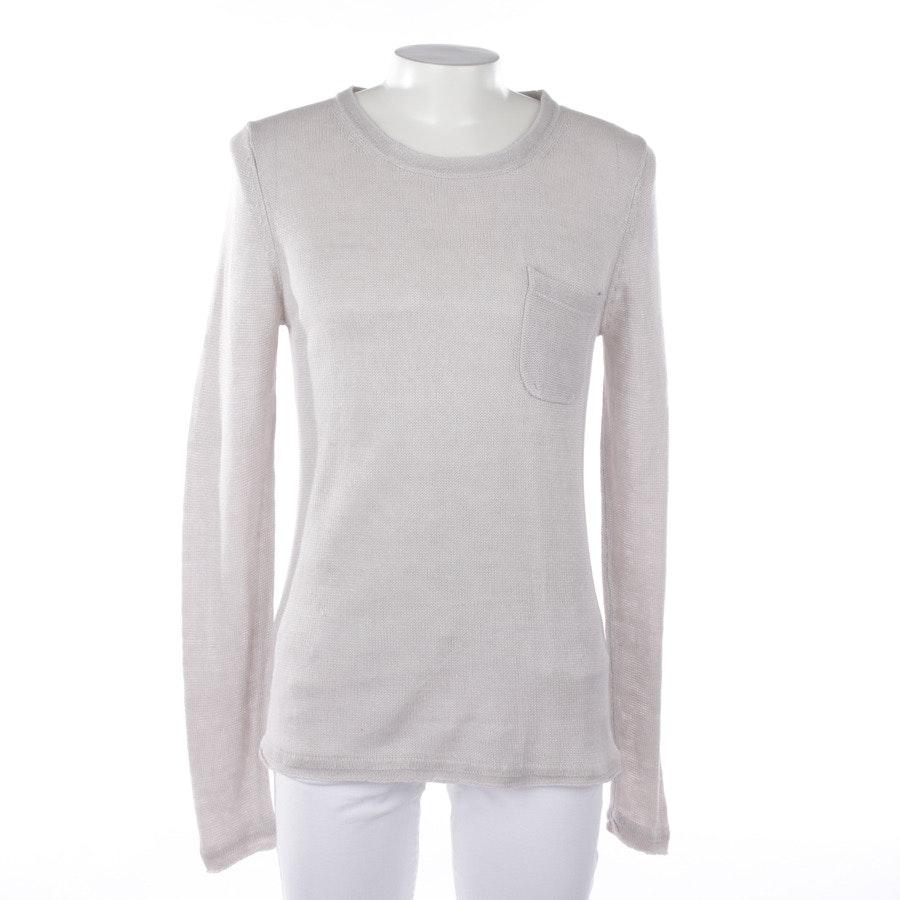 Pullover von Drykorn in Beigegrau Gr. M