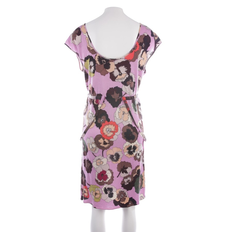 dress from Missoni in lilac and multicolor size S