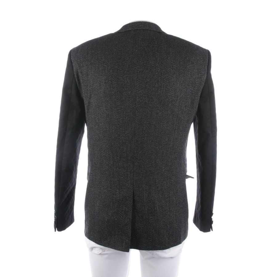between-seasons jackets from Hugo Boss Red Label in black and white size 50