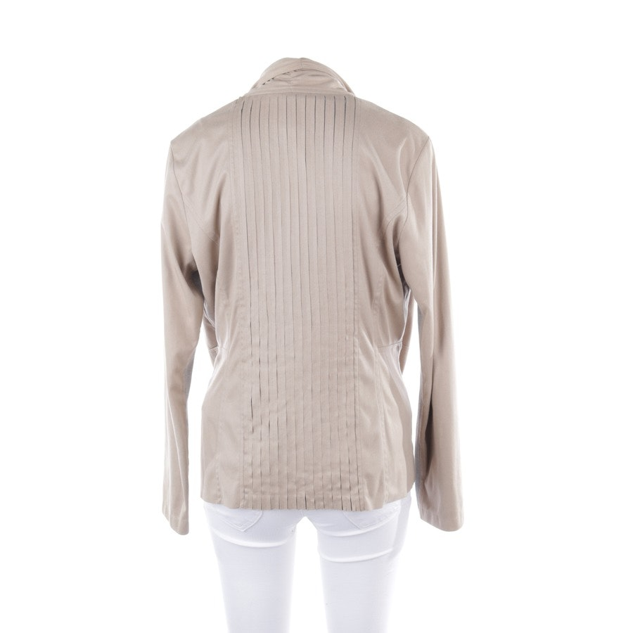 summer jackets from Marc Cain in sand and grey size M