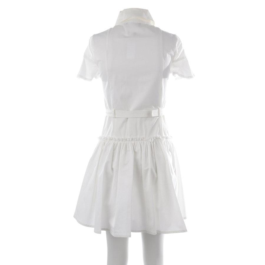 Minikleid von Patrizia Pepe in Weiß Gr. 34 IT 40