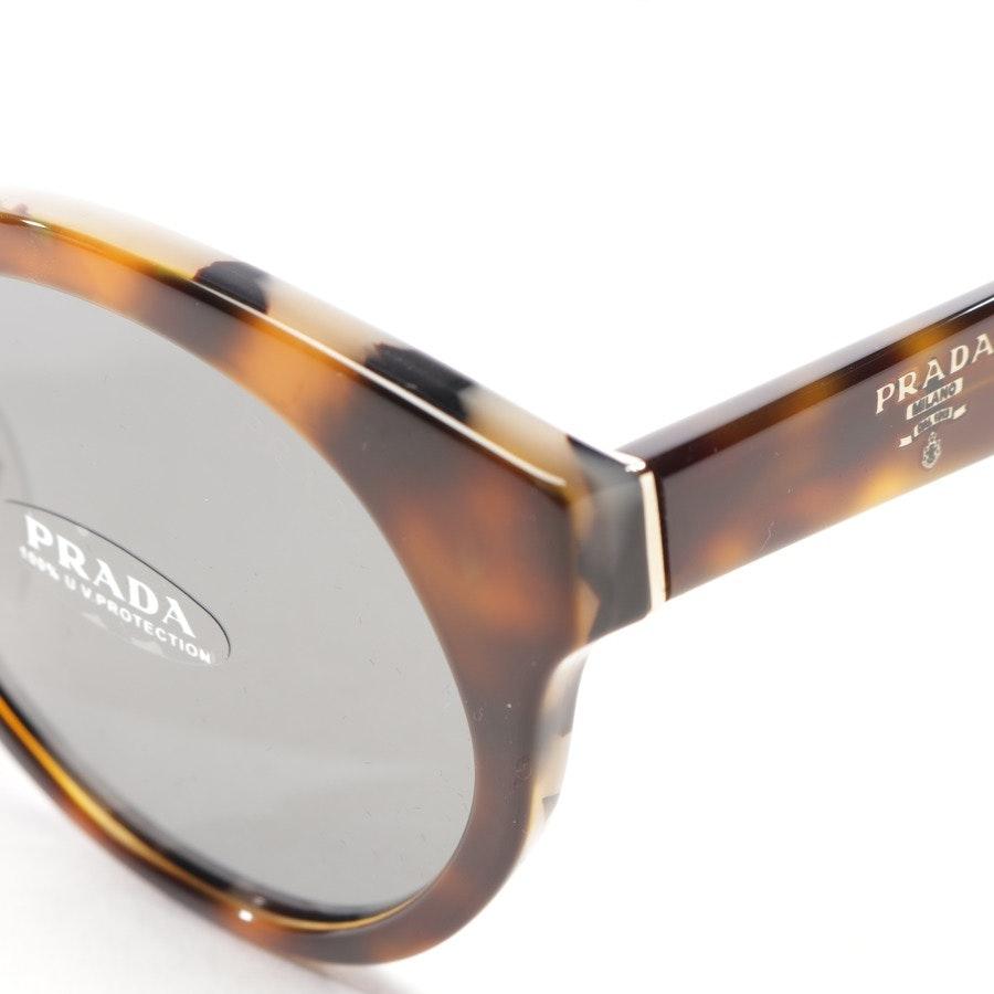 Sonnenbrille von Prada in Braun - Neu