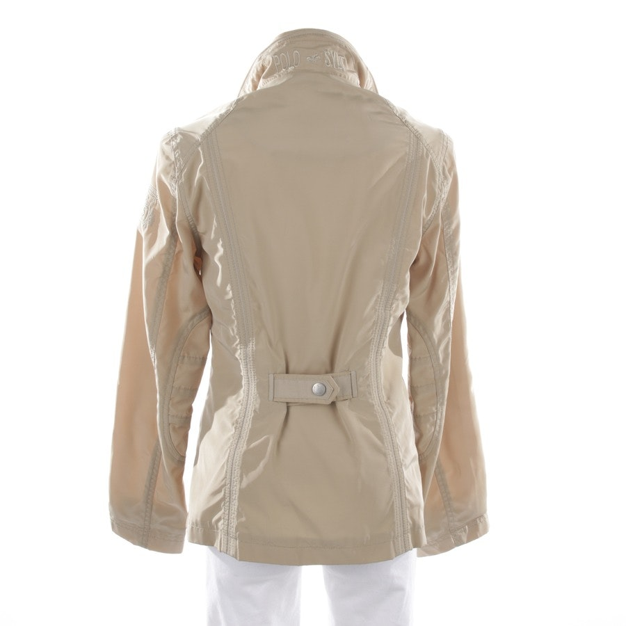 between-seasons jackets from Polo Sylt in beige size M
