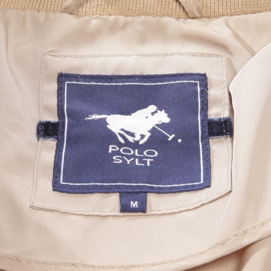 Übergangsjacke von Polo Sylt in Beige Gr. M
