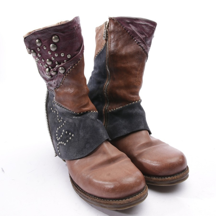 ankle boots from A.S.98 in multicolor size EUR 37