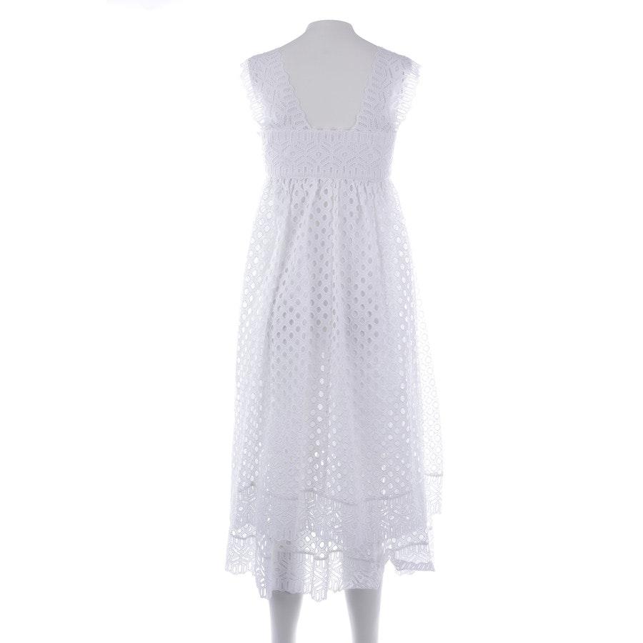 Kleid von Tory Burch in Weiß Gr. 32 US 2