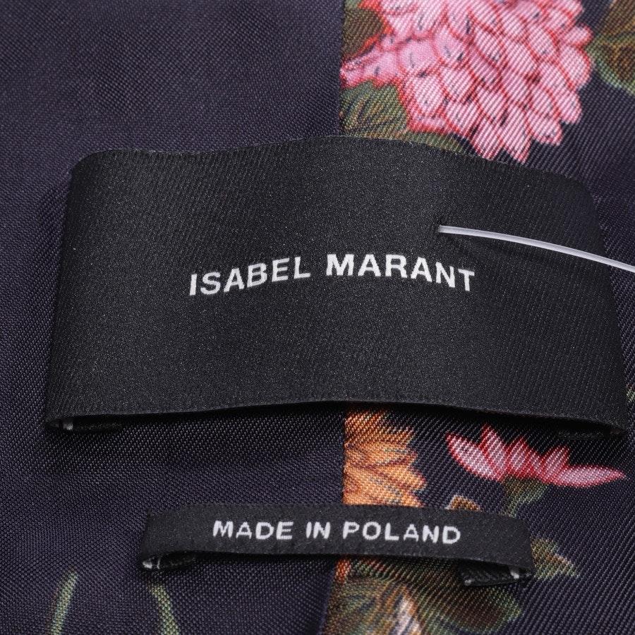 Wollmantel von Isabel Marant in Schwarz Gr. 40 FR 42 - Neu