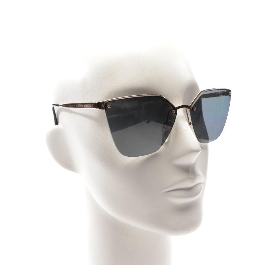 Sonnenbrille von Prada in Gold - SPR68T