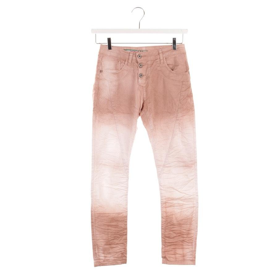 jeans from Please in beige pink size XXS
