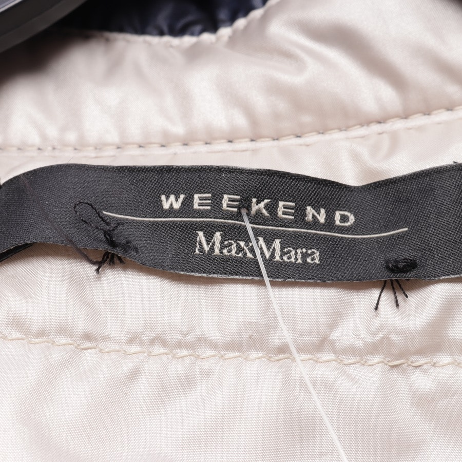 between-seasons jackets from Max Mara in pacific blue size S