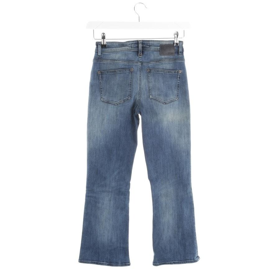 Jeans von Drykorn in Mittelblau Gr. W26