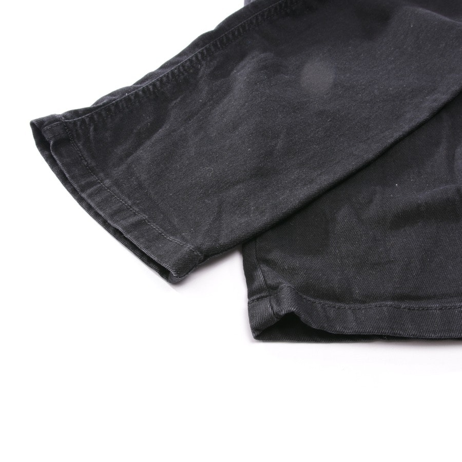 jeans from Please in dark grey size S