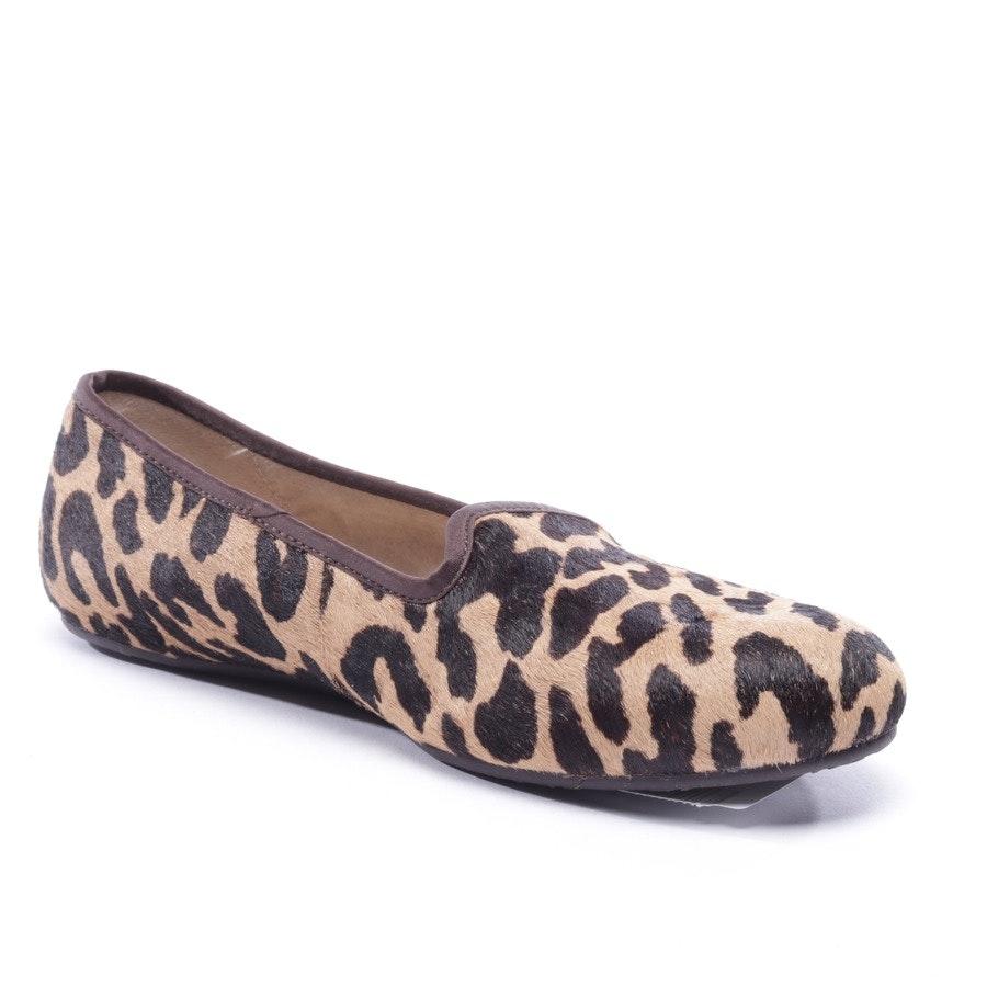 Loafers von UGG Australia in Beige und Braun Gr. D 37 - Alloway