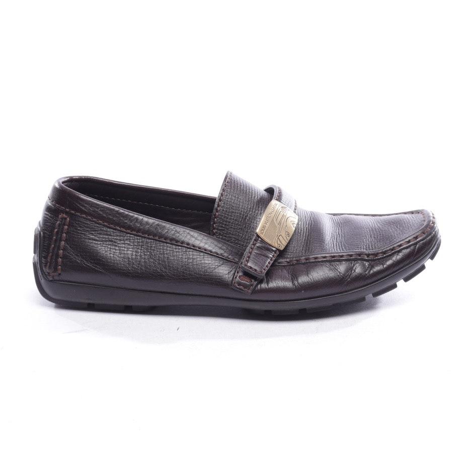 Slipper von Louis Vuitton in Braun Gr. EUR 42 UK 8