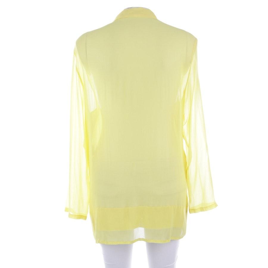 Bluse von Marc Cain in Gelb Gr. 42 N5